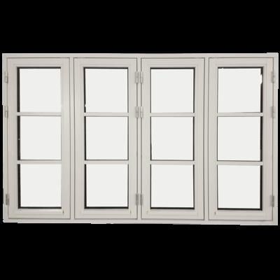 sidehaengt vindue fra siden