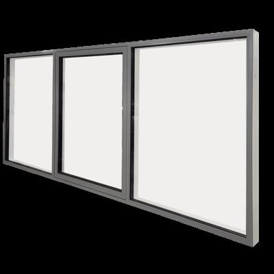 Topstyret vindue side